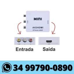 Conversor Av Rca para HDMI