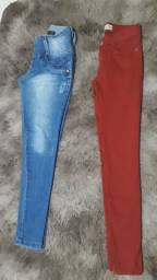 Calças jeans 25 cada
