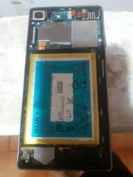 Placa Sony Z5 Premium funcionando ok