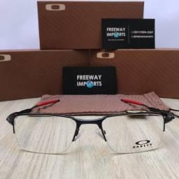 Óculos Oakley M5 Red armação de alumínio