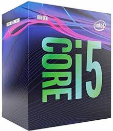 Kit i5 9400 8GB DDR4 240GB SSD Fonte Real 500w