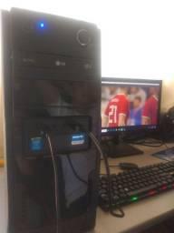 Cpu.gamer i5 quarta geração  8gb