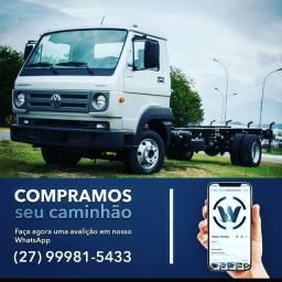 Compro CAMINHÃO Wagner caminhões
