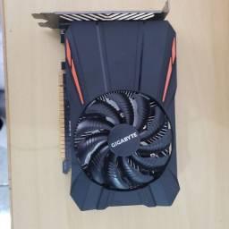 Geforce GTX 1050ti 4gb Gigabyte