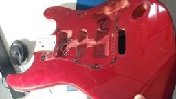 Corpo guitarra para customizar