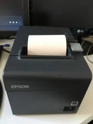 Impressora térmica (nota fiscal) oportunidade!