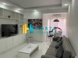 Apartamento à venda com 3 dormitórios em Copacabana, Rio de janeiro cod:CPAP31773