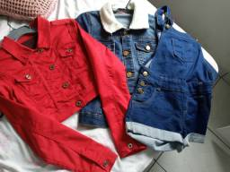 Conjunto roupa feminina