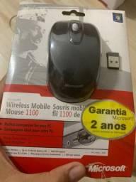 Mouse sem fio novo da Microsoft por apenas R$ 80