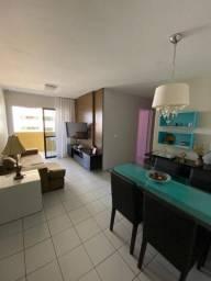 Apartamento 3/4 nascente e todo mobiliado na Ponta Verde!