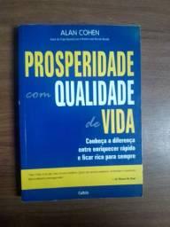 Livro: Alan Cohen - Prosperidade com Qualidade de Vida