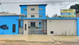 Apartamento 2 Qts com churraqueira, Centro do Jardim Ingá - até 100% financiado