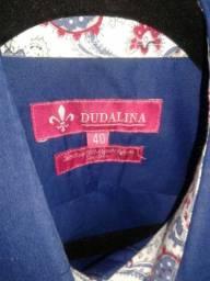 Lote de camisas Dudalinas originais 40