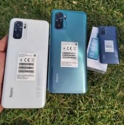 Smartphones Redmi Note 10 64GB/4GB Ram Branco/Verde/Cinza