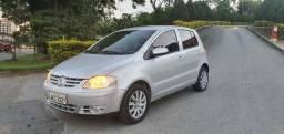 VW Fox Plus 1.6Mi Ano 2007<br>Completo 4 Portas