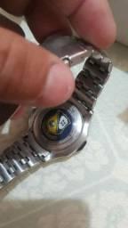 Relógio de Prata masculino
