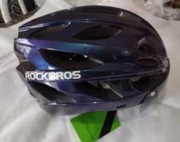 Capacete de ciclismo Rockbros