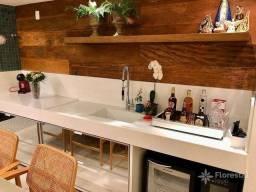 Título do anúncio: Apartamento 4 suítes alto padrão decorado com varanda/ Maison Biarritz Patamares Apt patam