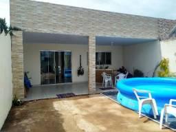 Casa 3 Quartos (1 Suíte) em Condomínio Fechado em Sobradinho