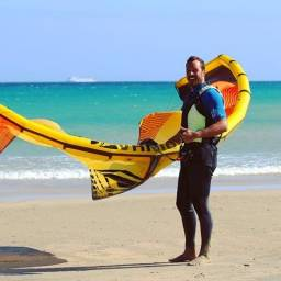 Kite surf completo 10/vegas 09 2009