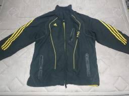 02b996f224 Jaqueta Adidas Adizero F50 Tamanho G Original