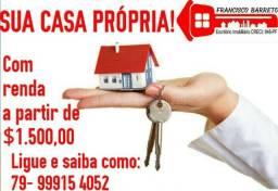 Sua Casa Própria Personalizada FINANCIAMENTO CAIXA