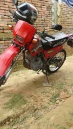 Moto xlr 125 - 2002