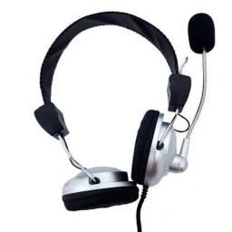 Título do anúncio: Fone De Ouvido Gamer C/ Microfone Ps3/ps4/pc/xbox Sm-301-mv