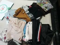 02a7ead01fb Lote de roupas femininas para desapegar