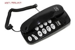 Telefone Fixo Ou Interfone Fixo Com Fio Mesa Ou Parede