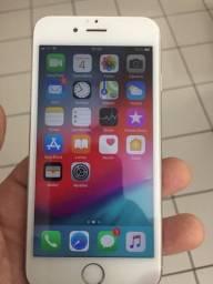 IPhone 6s 16 gb silver - Só vendas