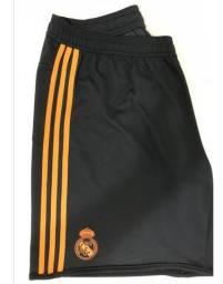 Short adidas Real Madrid e River Plate