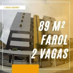 Farol - 89 M² - 2 suítes