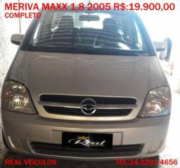 Meriva Maxx 1.8, 2005, Muito nova , aceito troca e financio - 2005