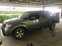 Nissan Frontier 2012 diesel - 2012