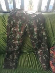 Vendo Calça Militar Rip Stop Camuflada