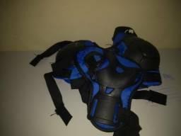 Kit de proteção para skate/patins