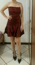 Vestido festa novo com etiqueta M
