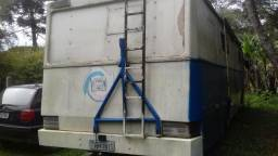 Onibus motor casa artezanal