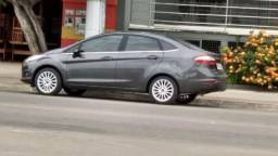 Vendo Fiesta Sedan titanium plus 1.6 - 2017/2017 - 2017