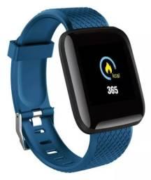 Smartwatch Relógio Inteligente Bluetooth Pressao Calorias Passos - D13 - Mega Infotech