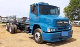 Mercedes Benz Mb 1620 Truck 6x2 No Chassi Ano 2011