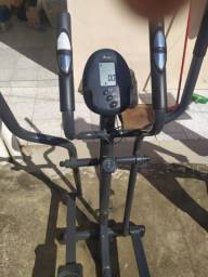 Elíptico/Transport Mag 5000 E Dream Fitness Semi Novo