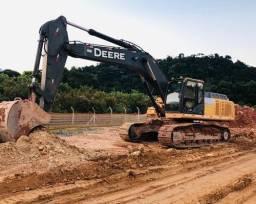 Compre sua Escavadeira Hidráulica com Entrada + Parcelas