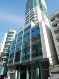 Apartamento com 4 dormitórios para alugar, 136 m² por R$ 5.000/mês - Centro - Balneário Ca