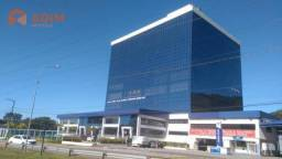 Sala para alugar, 108 m² por R$ 6.132/mês - Várzea do Ranchinho - Camboriú/SC