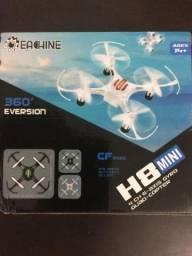 Drone H8 Mini 2.4g 4ch - Original cor branco