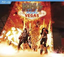 Blu Ray - Kiss Rocks Vegas