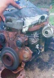 Motor MWM serie 10 6 cilindros