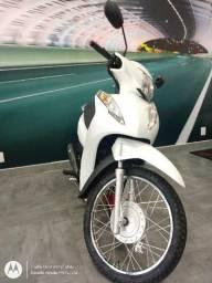 Honda Biz 110 i 2020/2020 Branca Consórcio Nacional Honda